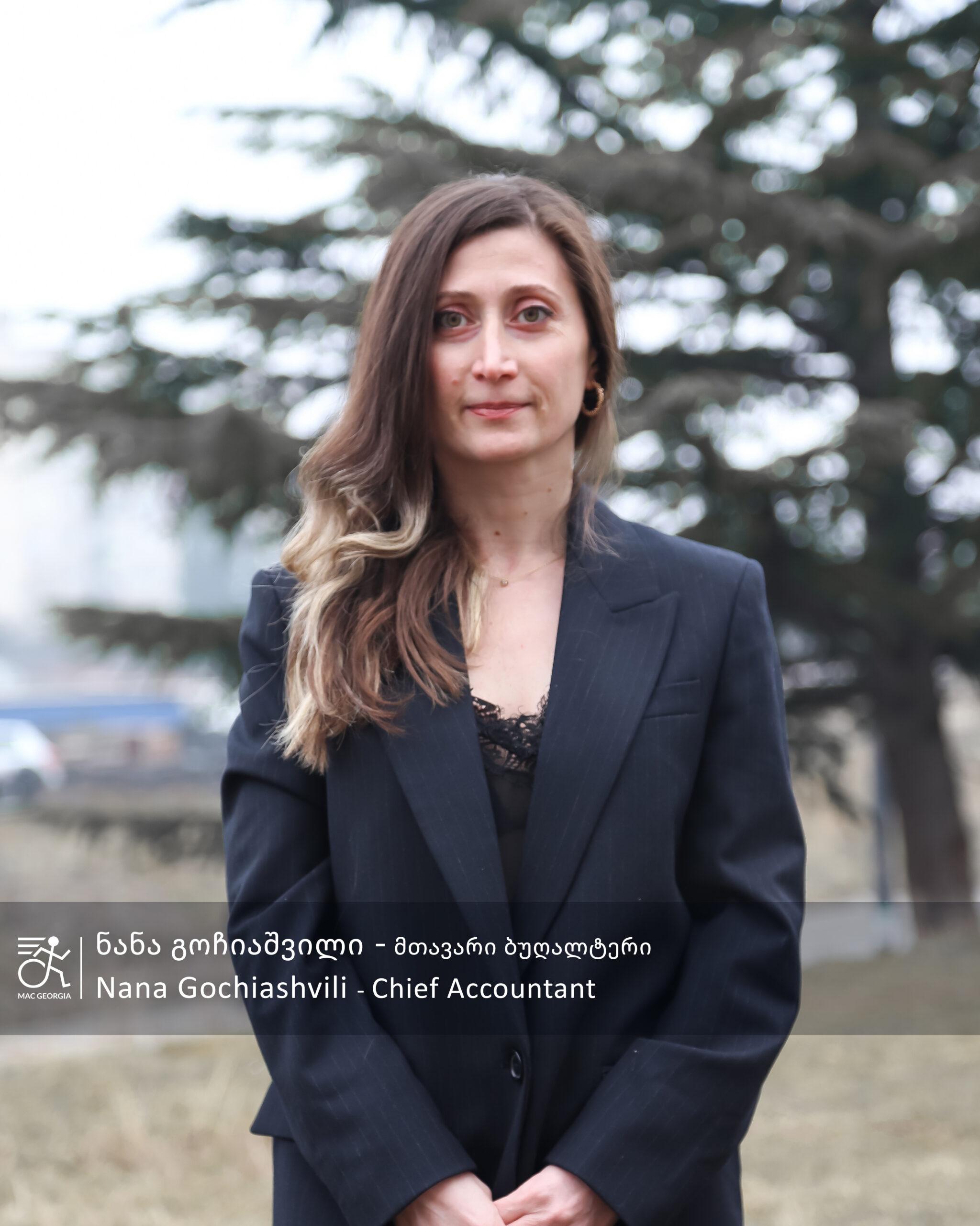 Nana Gochiashvili