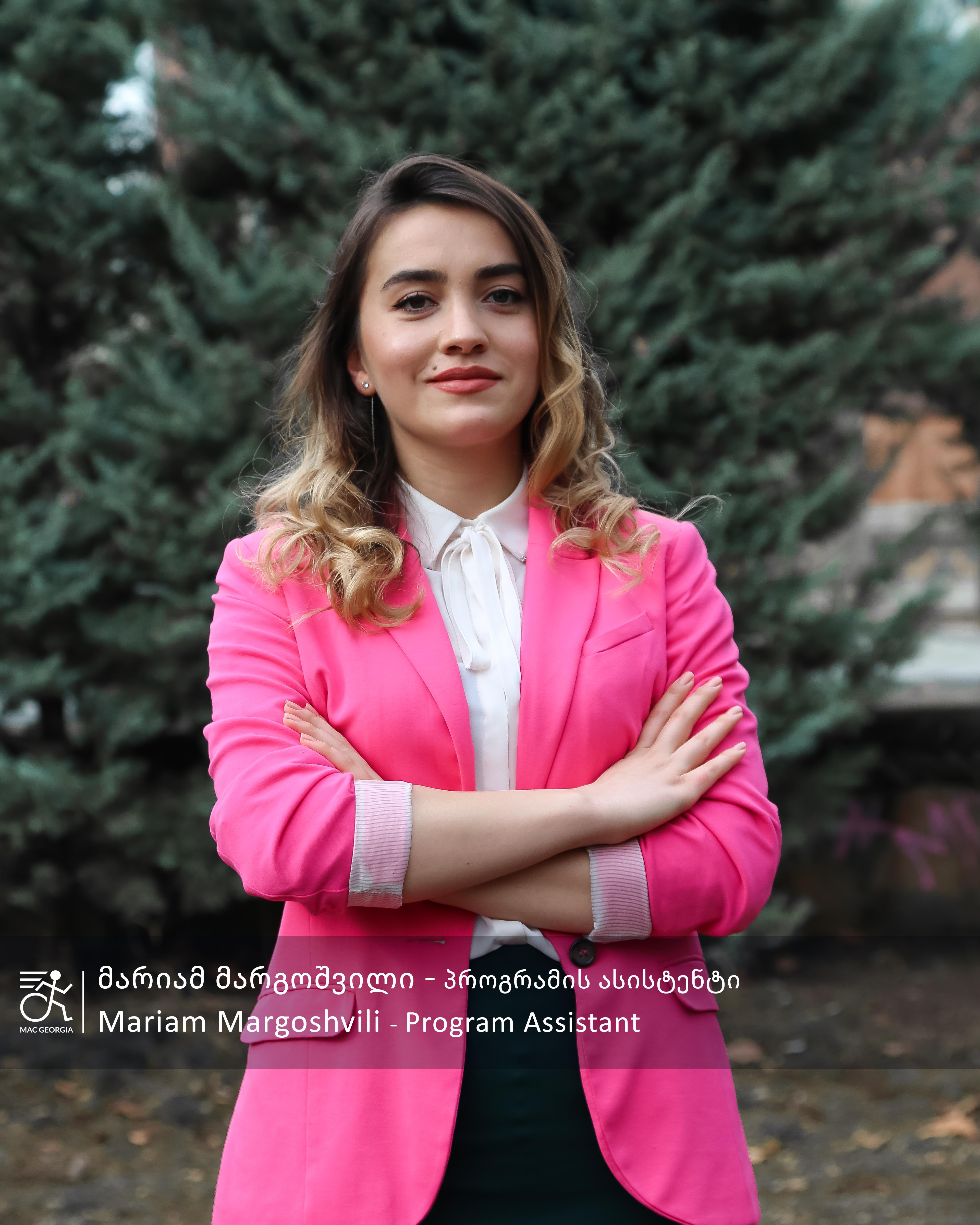 mariam margoshvili